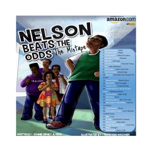 Nelson Beats The Odds Mixtape Cover